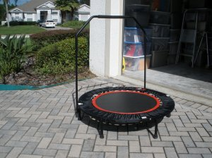 My new Urban Rebounder